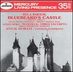Bart�k: Bluebeard's Castle; Berg: Wozzeck