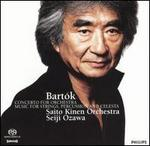 Bart�k: Concerto for Orchestra; Music for Strings, Percussion and Celesta