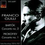 Bart�k: Concerto No. 2; Prokofiev: Concerto No. 1