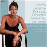 Bart�k, Jan�cek, Debussy, Prokofiev, Stravinsky: Violin Sonatas
