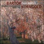 Bartók, Korngold: Piano Quintets