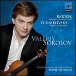 Bartók: Violin Concerto No. 2; Tchaikovsky: Violin Concerto
