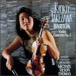 Bartók: Violin Concerto No. 2