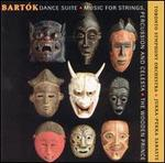 Bart?k: Dance Suite; Music for Strings, Percussion and Celesta; The Wooden Prince