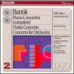 Bart?k: Piano Concertos; Violin Concerto No. 2; Concerto for Orchestra