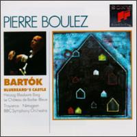 Bartok: Bluebeard's Castle - Siegmund Nimsgern (vocals); Tatiana Troyanos (vocals); Pierre Boulez (conductor)