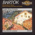 Bartok: Divertimento for Strings; Music for Strings, Percussion, & Celesta