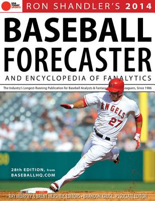 Baseball Forecaster: And Encyclopedia of Fanalytics - Shandler, Ron, and Murphy, Ray, Dr. (Editor), and Hershey, Brent (Editor)