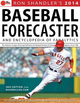 Baseball Forecaster: And Encyclopedia of Fanalytics - Shandler, Ron