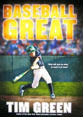 Baseball Great - Green, Tim