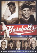 Baseball's Greatest Legends: Diamond Memories