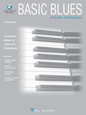 Basic Blues for Piano - Payne, Ron