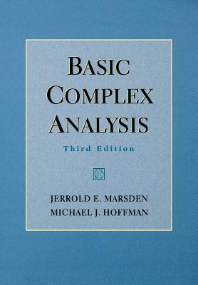 Basic Complex Analysis - Marsden, Jerrold E, and Hoffman, Michael J