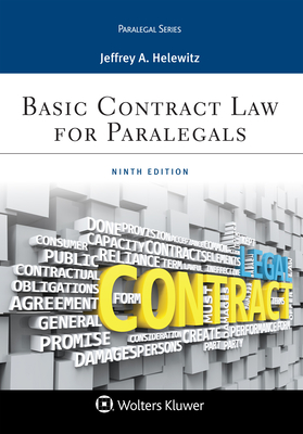 Basic Contract Law for Paralegals - Helewitz, Jeffrey A