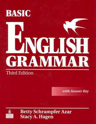 Basic English Grammar - Azar, Betty Schrampfer, and Hagen, Stacy A