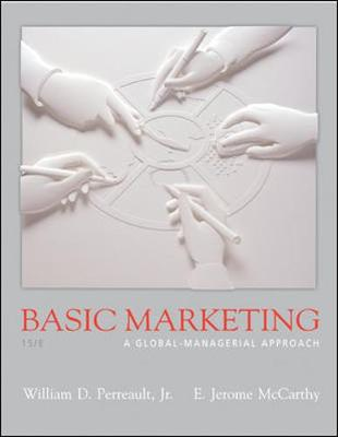 Basic Marketing: Inventory for Prepacks: A Global Managerial Approach - Perreault Jr., William D., and McCarthy, E. Jerome