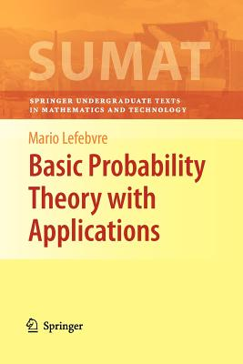 Basic Probability Theory with Applications - Lefebvre, Mario