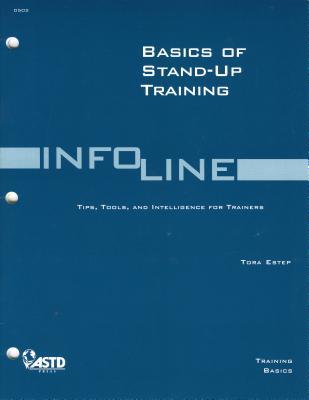 Basics of Stand-Up Training: Training Basics - Estep, Tora