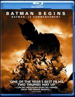 Batman Begins [French] [Blu-ray]