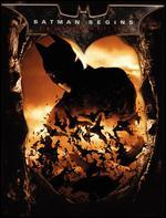 Batman Begins [Limited Edition] [2 Discs] [With 128 MB Flash Drive & Movie Cash]