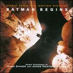 Batman Begins [Original Motion Picture Soundtrack] [Blue LP]