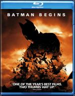 Batman Begins: With Movie Money [Blu-ray] - Christopher Nolan