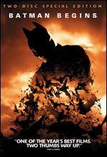 Batman Begins [WS] [2 Discs] - Christopher Nolan