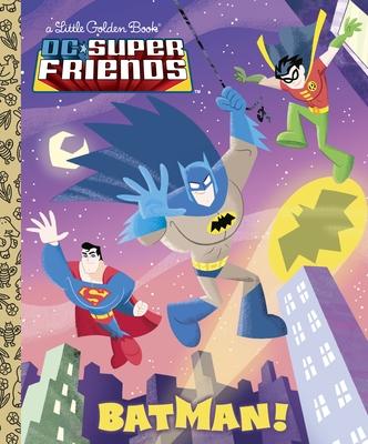 Batman! (DC Super Friends) - Wrecks, Billy
