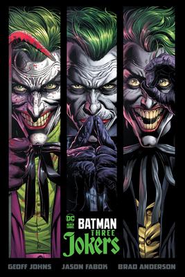 Batman: Three Jokers - Johns, Geoff