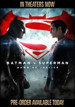 Batman v Superman: Dawn of Justice [Includes Digital Copy] [4K Ultra HD Blu-ray/Blu-ray]