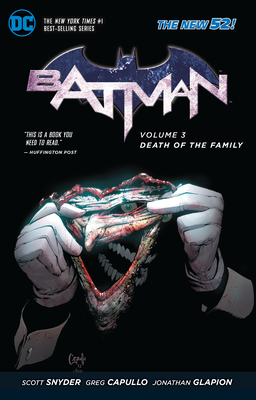 Batman Vol. 3: Death of the Family (The New 52) - Snyder, Scott