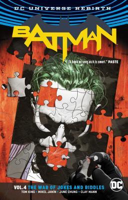 Batman Vol. 4: The War of Jokes and Riddles (Rebirth) - King, Tom