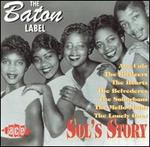 Baton Label: Sol's Story