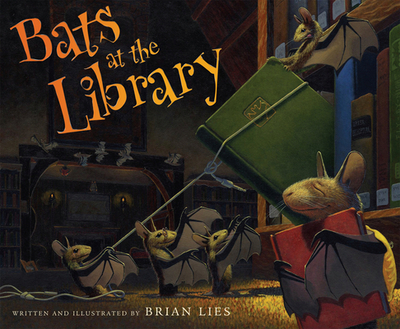 Bats at the Library - Lies, Brian
