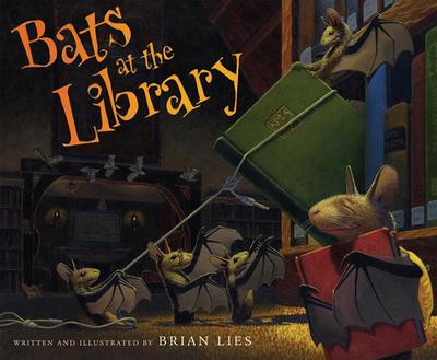 Bats at the Library - Lies, Brian