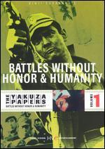 Battles Without Honor and Humanity - Kinji Fukasaku