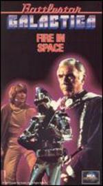Battlestar Galactica: Fire in Space