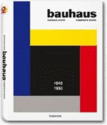 Bauhaus 1919-1933 - Archiv, Bauhaus, and Droste, Magdalena