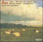 Bax: Nonet; Oboe Quintet; Elegiac Trio