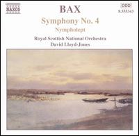 Bax: Symphony No. 4; Nympholept - Royal Scottish National Orchestra; David Lloyd-Jones (conductor)
