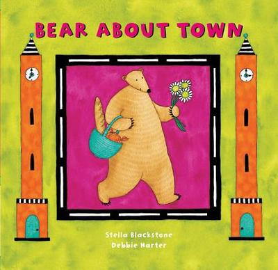 Bear About Town - Blackstone, Stella