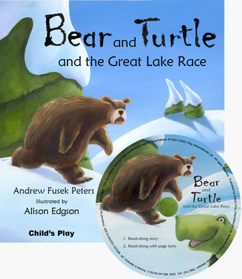 Bear and Turtle and the Great Lake Race - Peters, Andrew