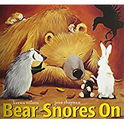 Bear Snores on - Harcourt School Publishers (Prepared for publication by)