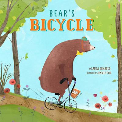 Bear's Bicycle - Renauld, Laura