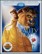 Beauty and the Beast [25th Anniversary Edition] [Includes Digital Copy] [Blu-ray/DVD] - Gary Trousdale; Kirk Wise