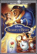 Beauty and the Beast [Diamond Edition] [3 Discs] [DVD/Blu-ray] - Gary Trousdale; Kirk Wise