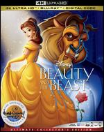 Beauty and the Beast [Signature Collection] [Includes Digital Copy] [4K Ultra HD Blu-ray/Blu-ray] - Gary Trousdale; Kirk Wise