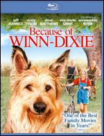 Because of Winn-Dixie [Blu-ray] - Wayne Wang