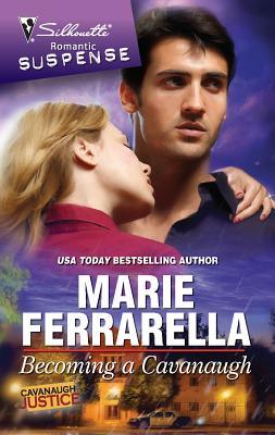 Becoming a Cavanaugh - Ferrarella, Marie