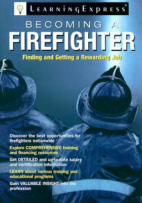 Becoming a Firefighter - Learning Express LLC (Creator)